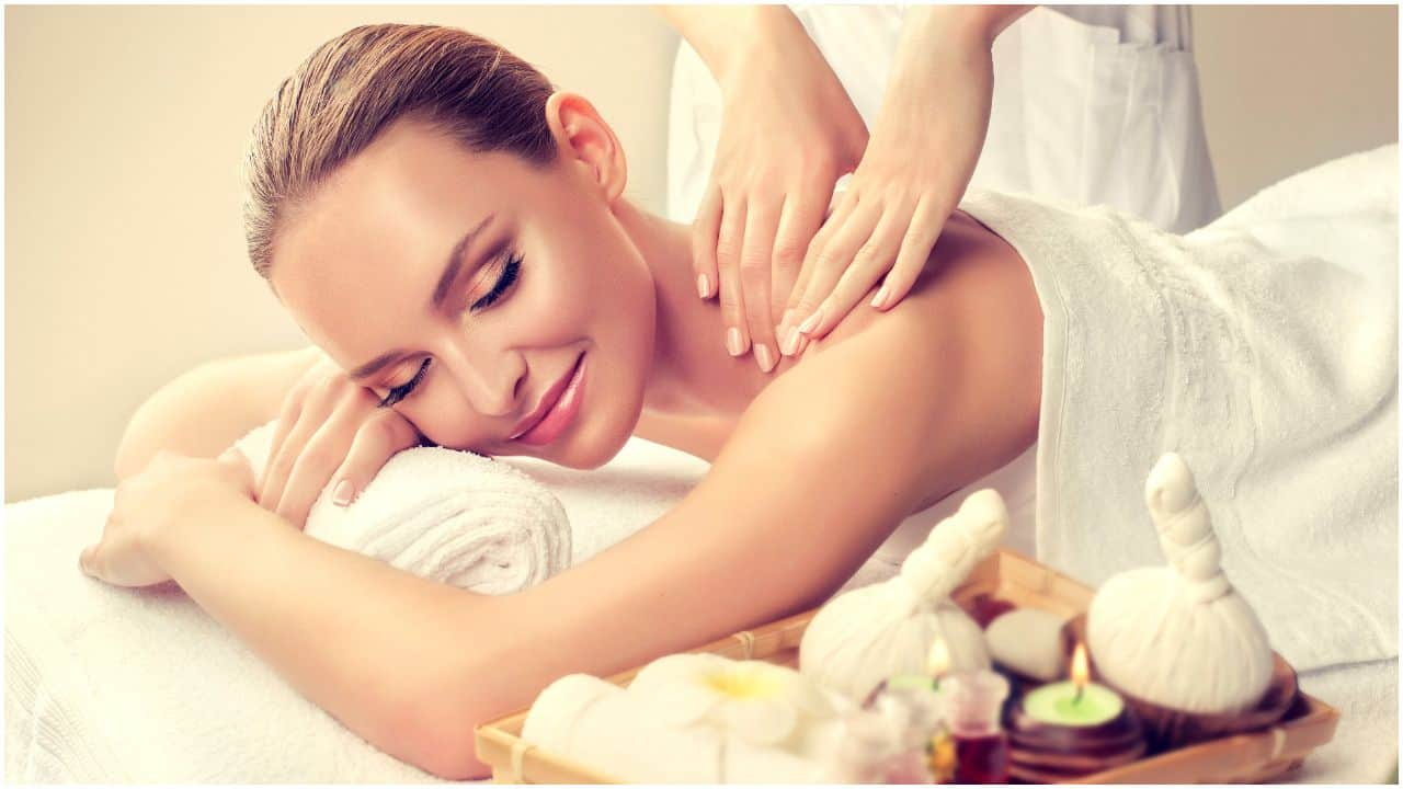 The Health Benefits of CBD Massages
