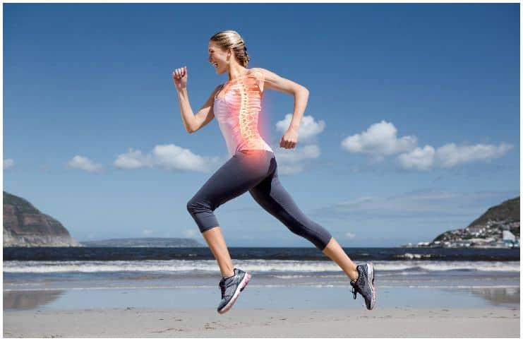 bone health run exercise