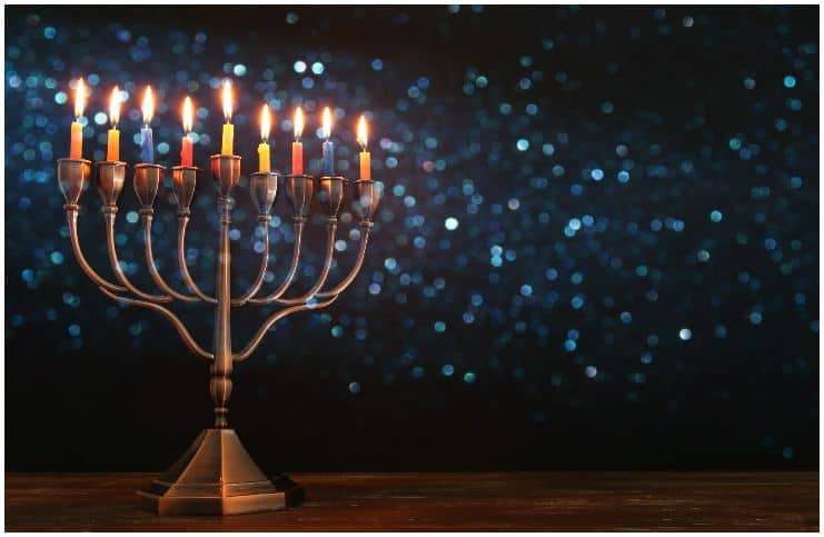 Menorah symbol meaning