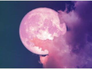 Spiritual Meaning Of Pink Full Moon
