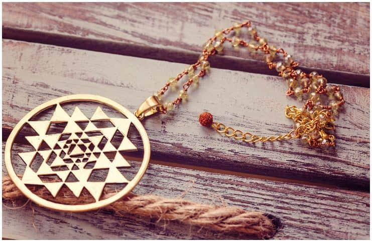 The Sri Yantra symbol meaning