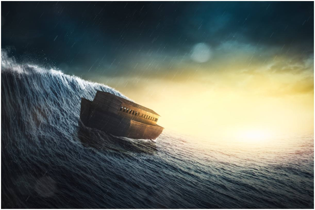 The Big Flood in The Book of Jubilee