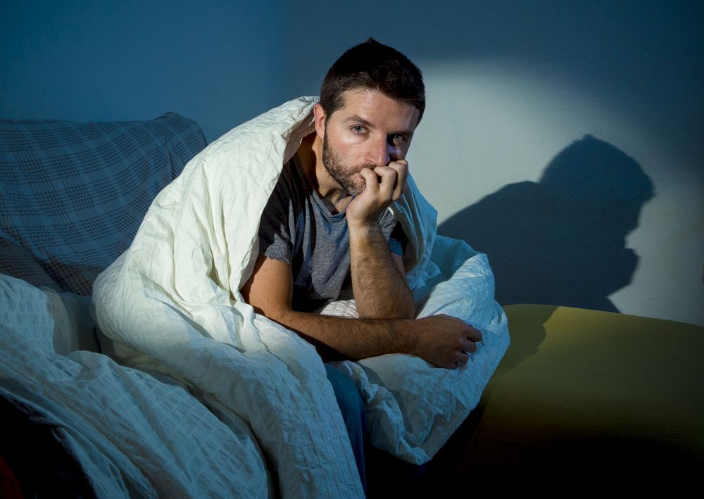 insomnia man