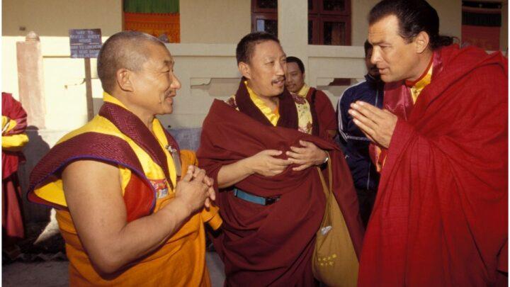 20 Famous Buddhist Celebrities (Steven Seagal?)