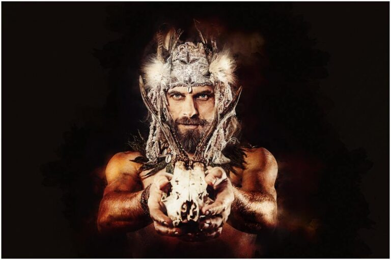 Can you become a Shaman or are you chosen by the Spirits