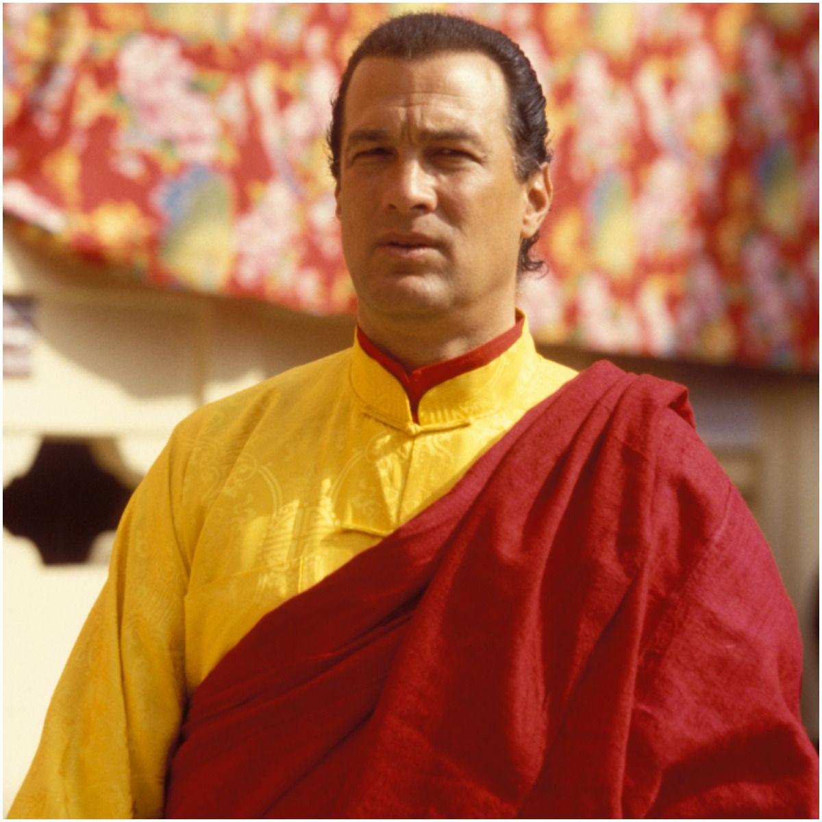 Steven Seagal buddhist