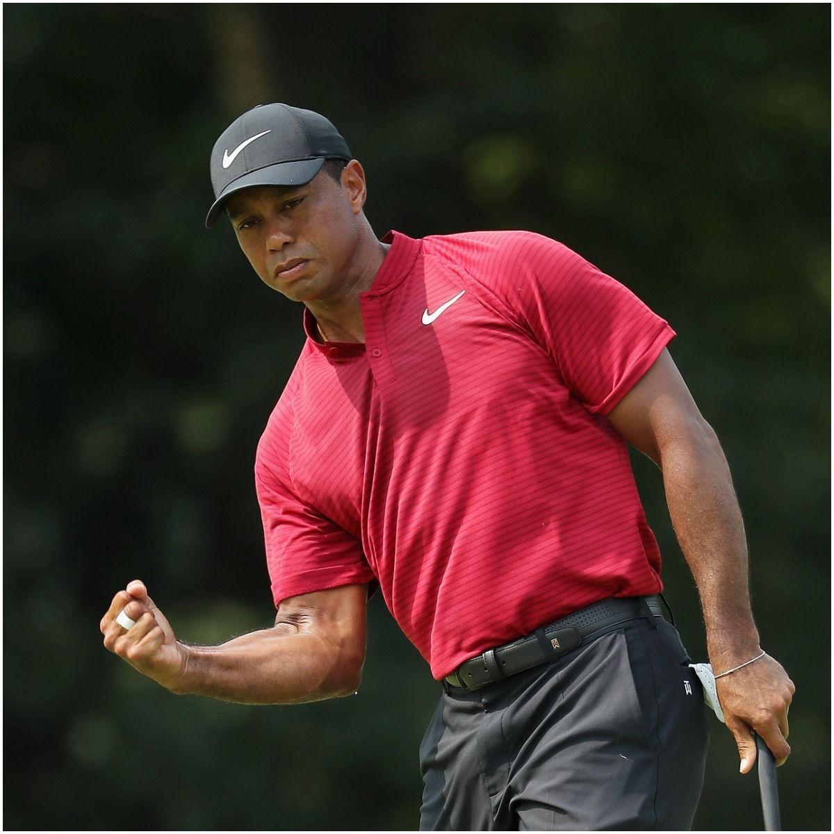 Tiger Woods buddhist