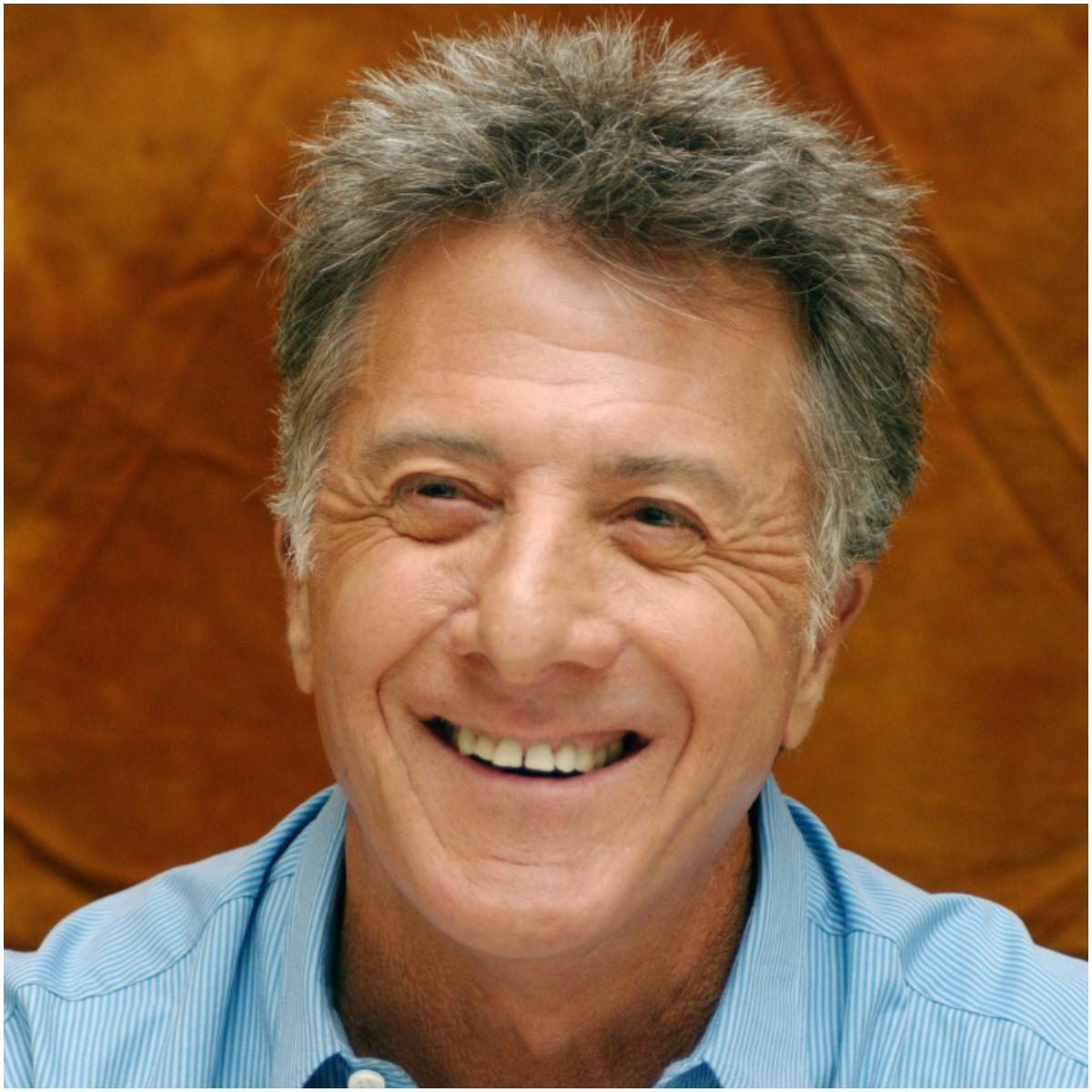 actor Dustin Hoffman