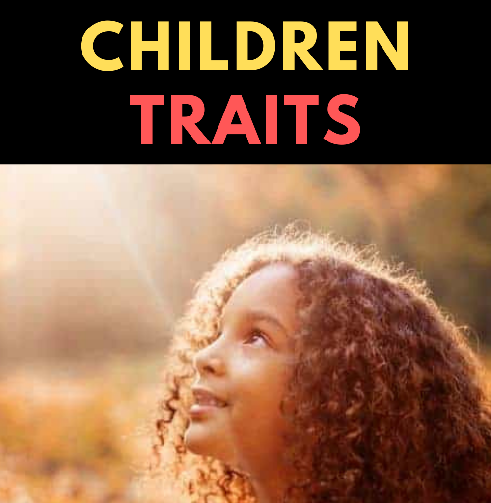 indigo children traits