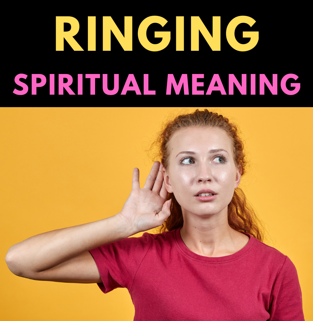 Right Ear Ringing Spiritual Meaning