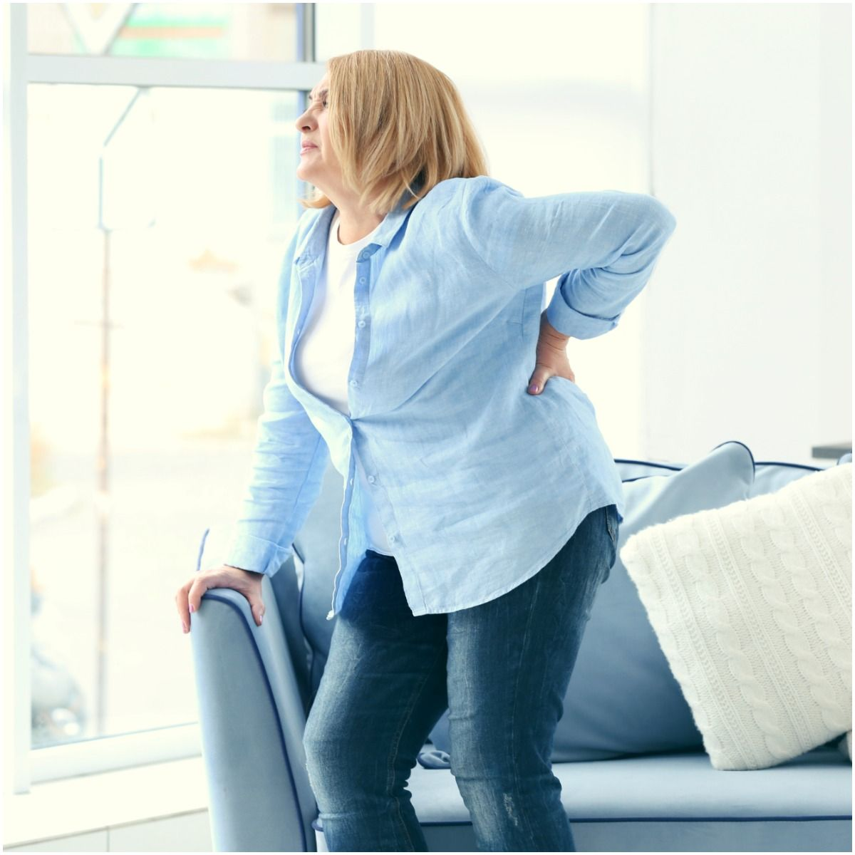 Spiritual Meaning of middle Back Pain