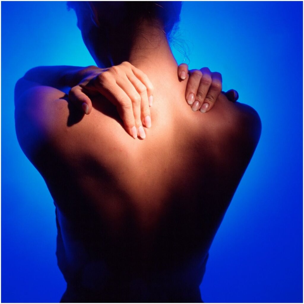 Spiritual Meaning of upper Back Pain