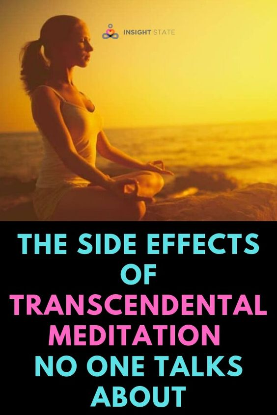 Transcendental Meditation: uses & side-effects