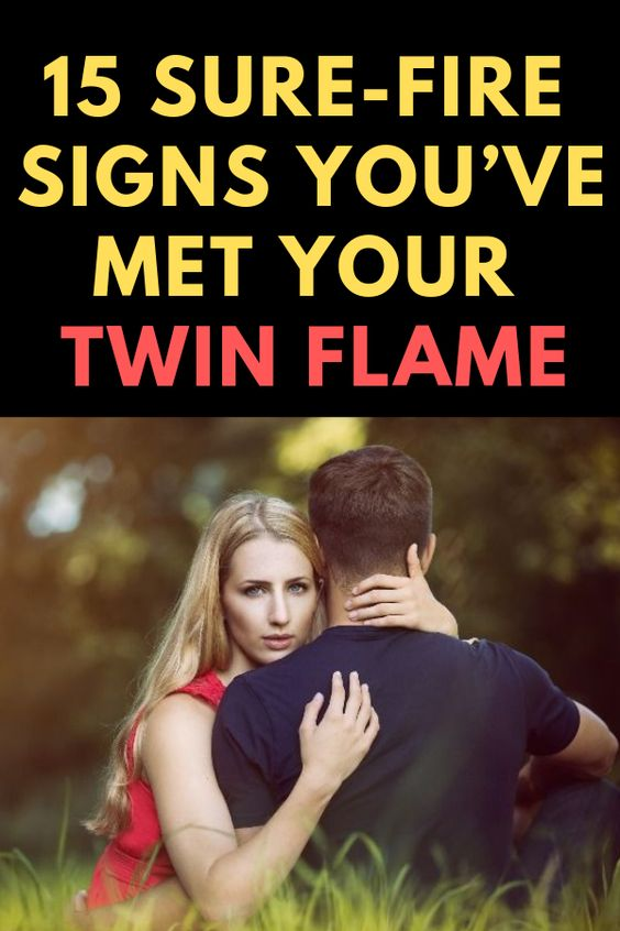 Twin Flame Signs
