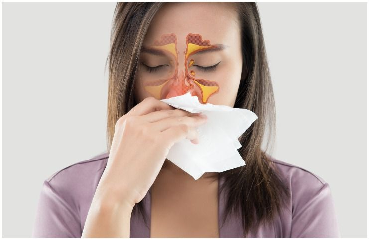 Sinus Infection (Sinusitis) - Spiritual Meaning and Causes facts