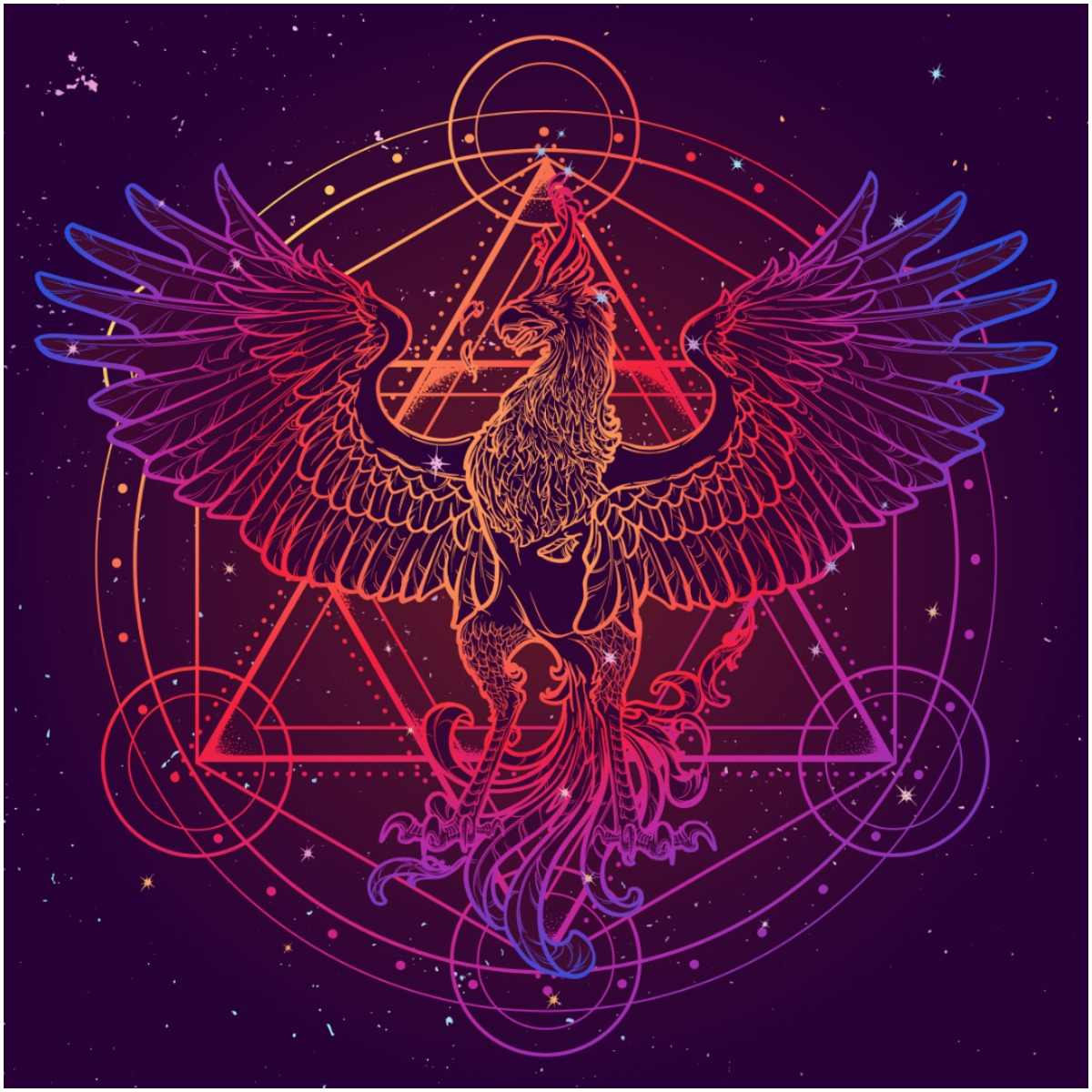 spiritual meaning of phoenix