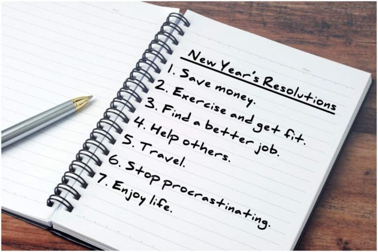 15 New Year's Resolutions That Will Actually Improve Your Life