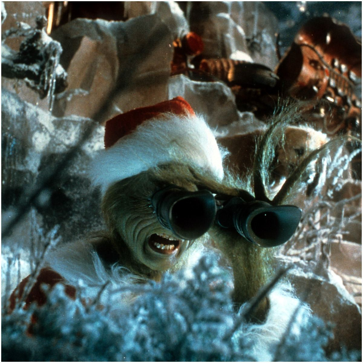 How the Grinch Stole Christmas! quotes