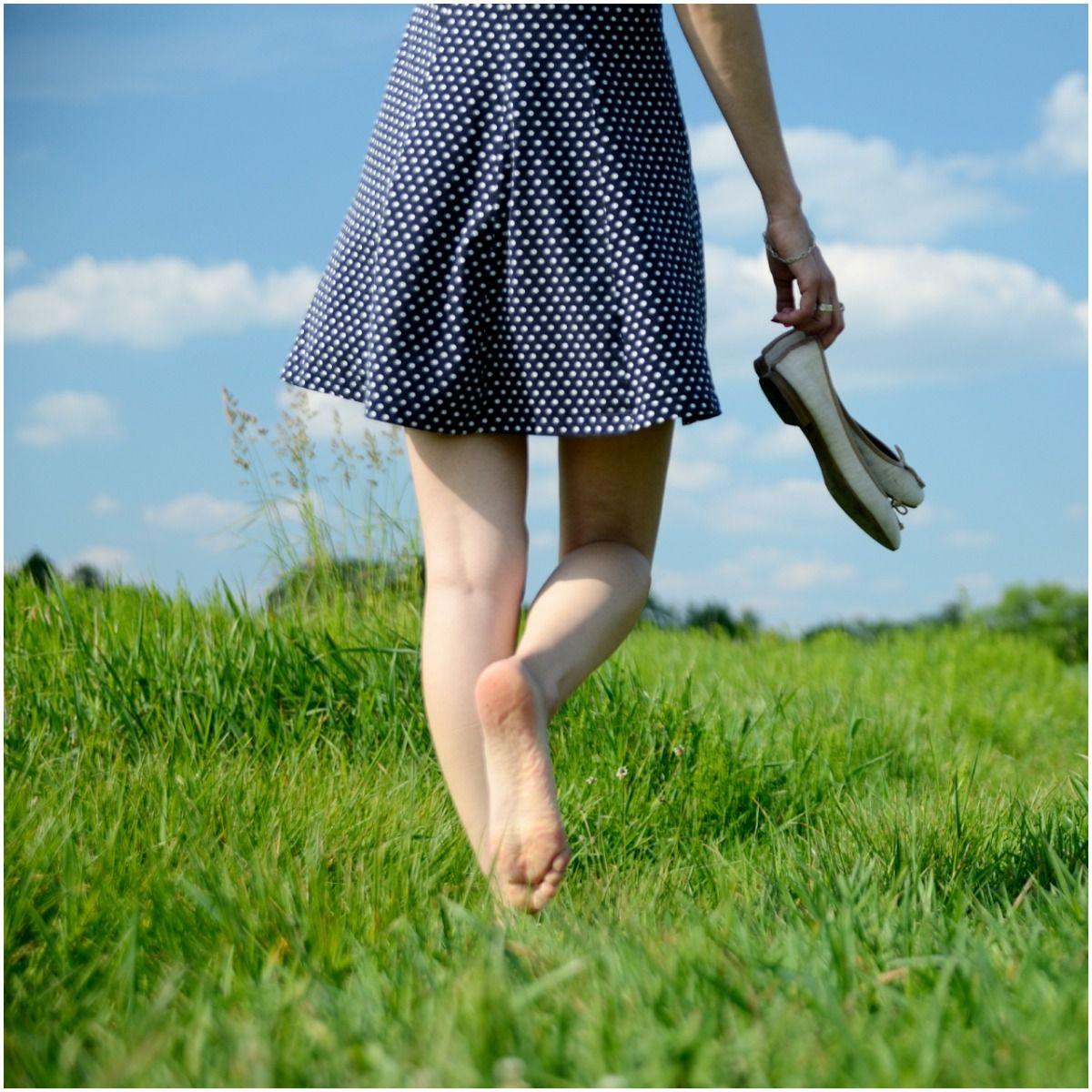 grounding walking