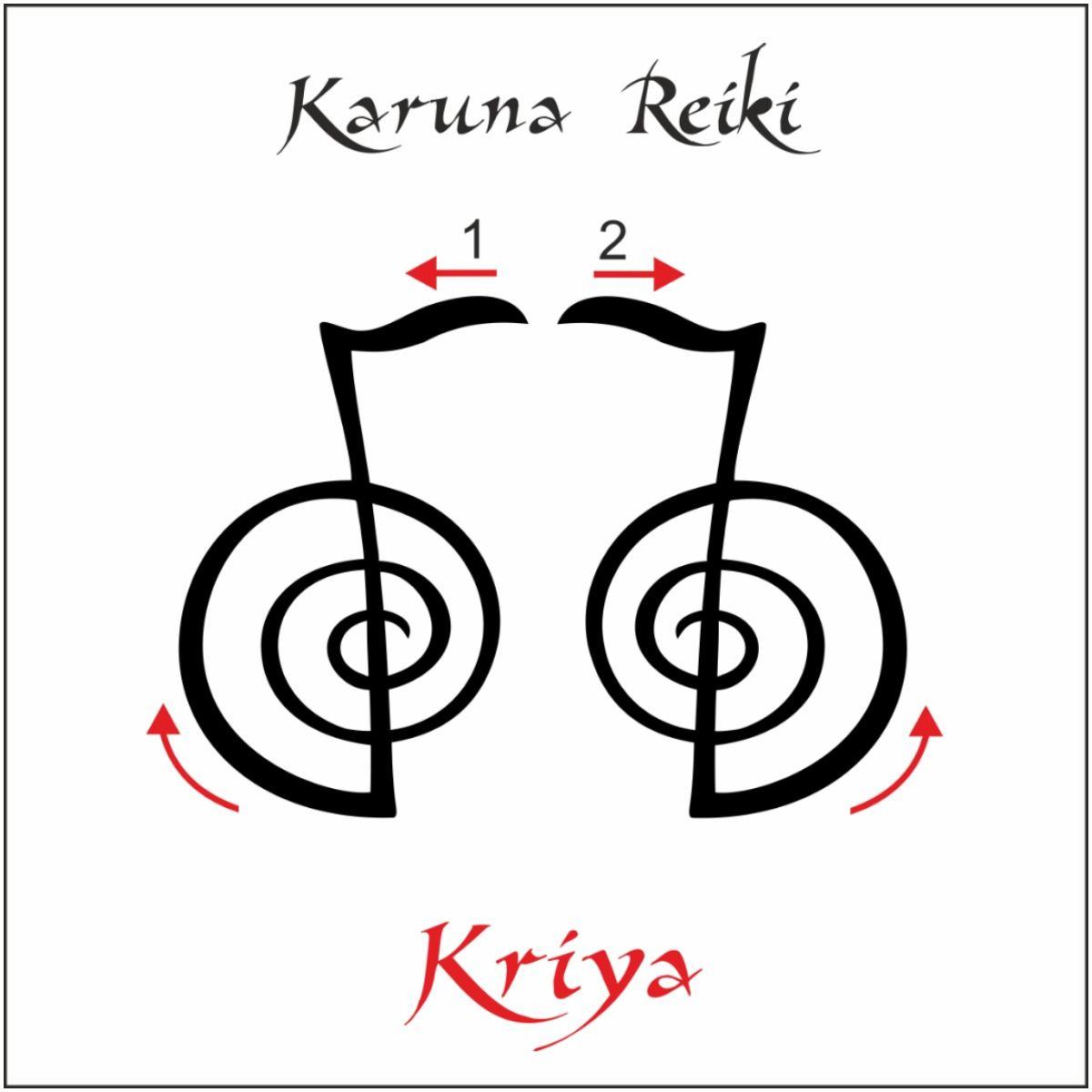 Kriya Reiki Symbol - Meaning & Uses