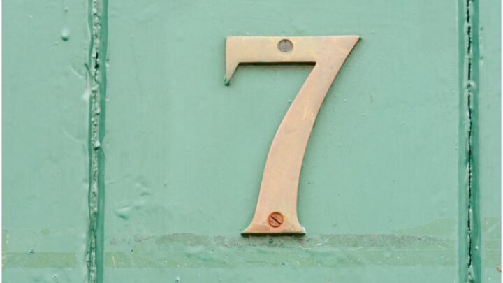 The Mystery of Number 7