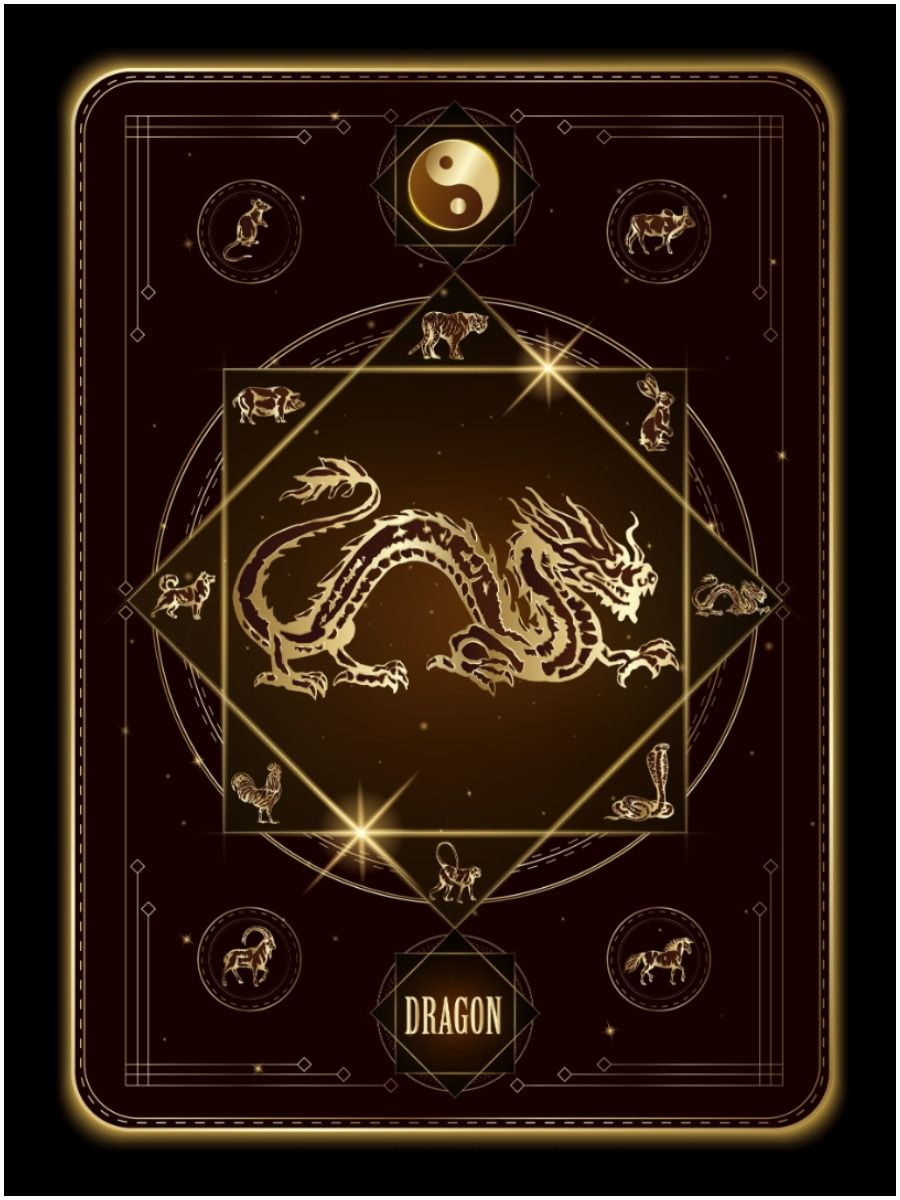 Dragon Chinese zodiac meaning