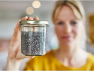 Health Benefits Of Chia Seeds for Acne, Weight Loss and Immunity + Side Effects