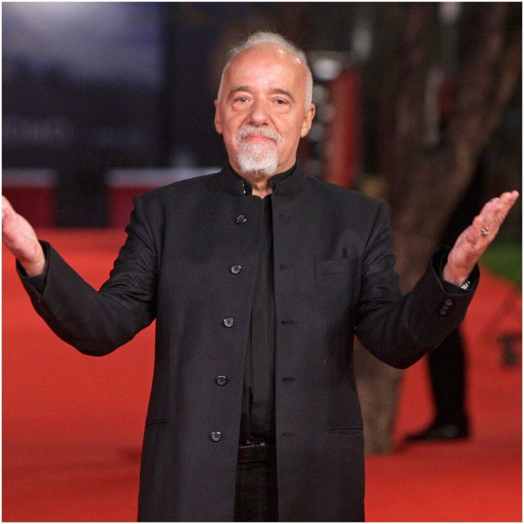 Paulo Coelho famous quote