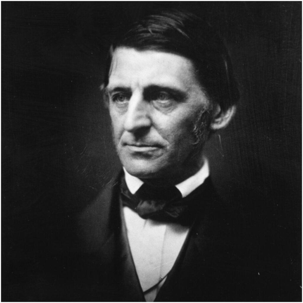 Ralph Waldo Emerson famous quote