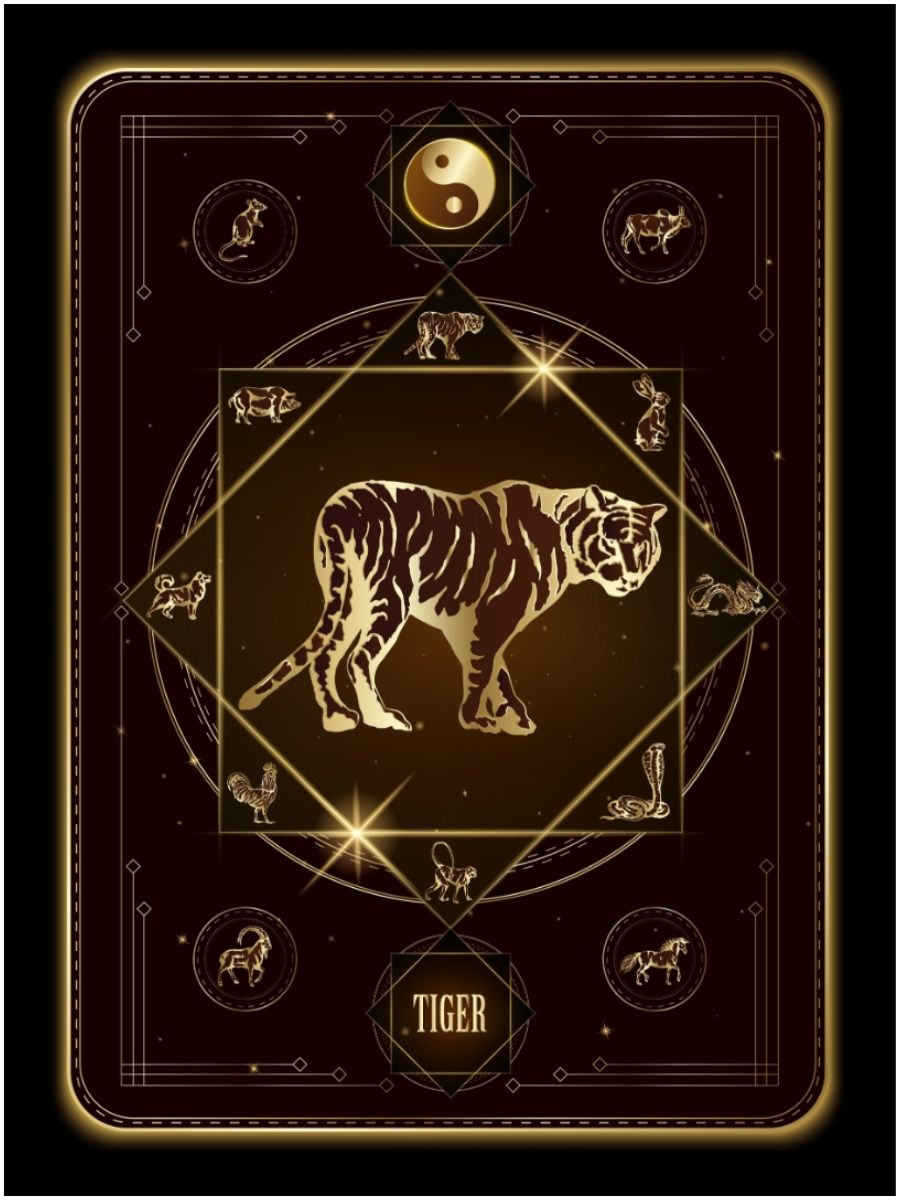 Tiger Chinese Zodiac meaning