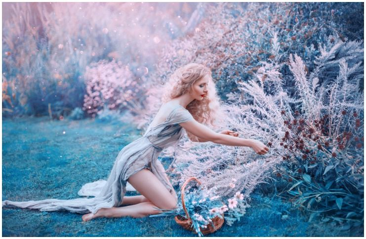 white witch signs