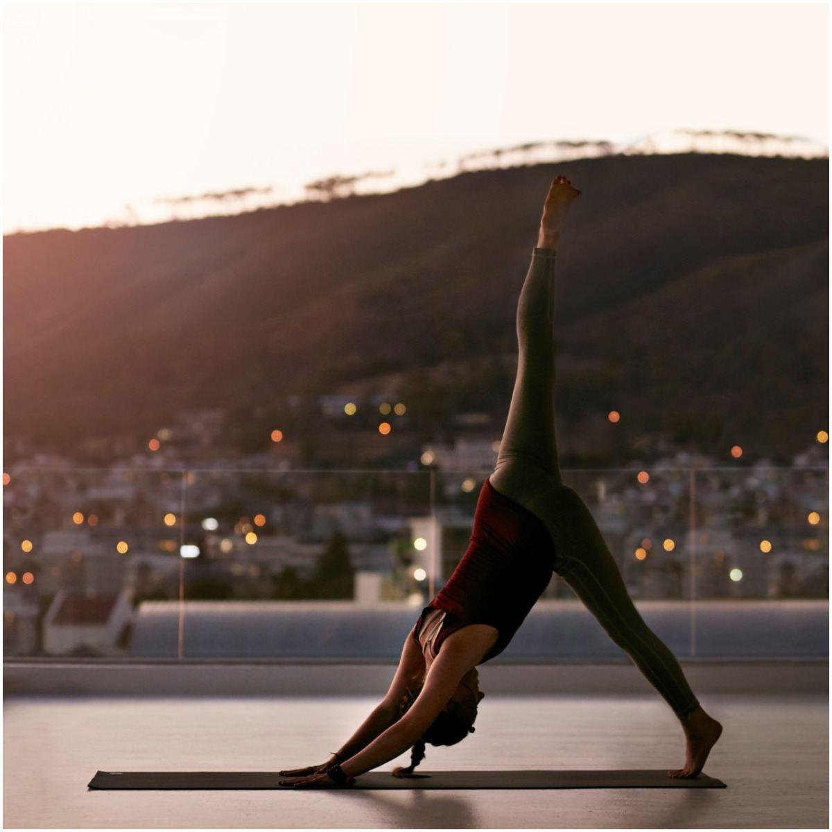 yoga benefits spiritual