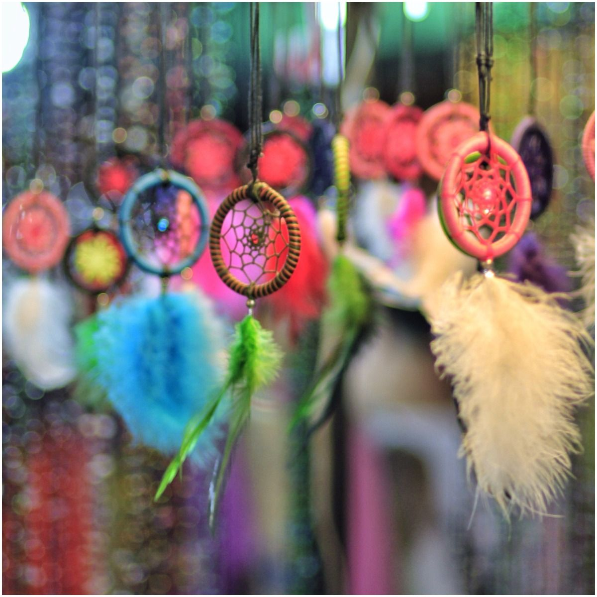 Spiritual Meaning of Dream Catchers