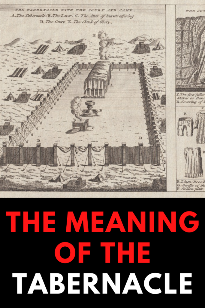 The Meaning Of The Tabernacle