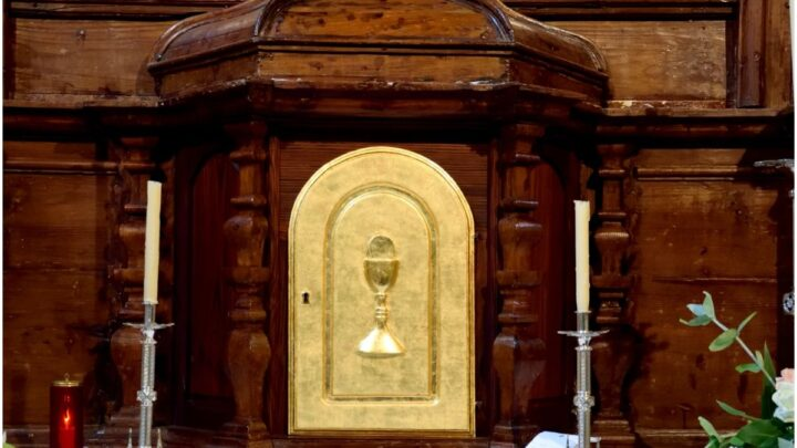 What is the Spiritual Meaning of the Tabernacle?