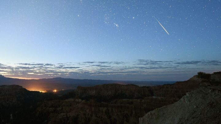 The Spiritual Meaning of a Shooting Star